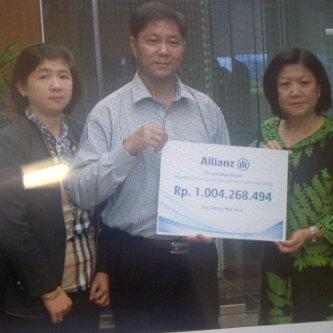 Pemb. Klaim Asuransi Rp. 1.004.268.494